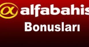 Alfabahis Bonusları