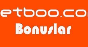 Betboo Bonusları