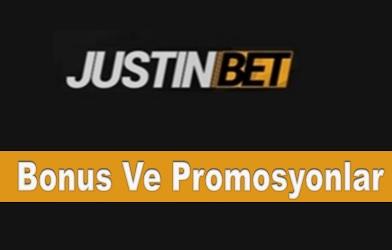 Justinbet Bonus Ve Promosyonlar