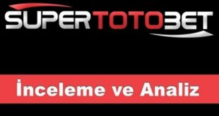 Supertotobet inceleme ve Analiz