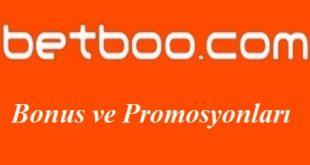 Betboo Bonus ve Promosyonları