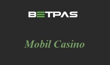 Betpas Mobil Casino