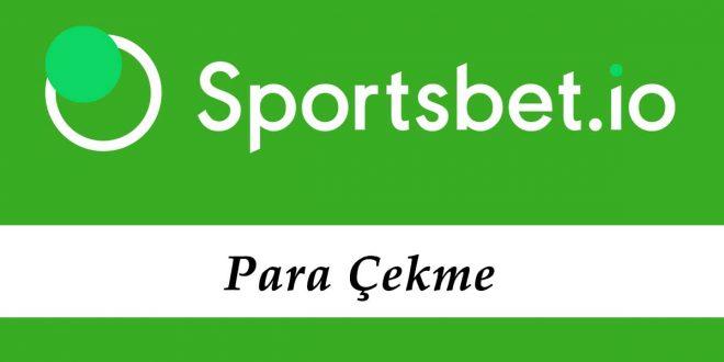 Sportsbet Para Çekme